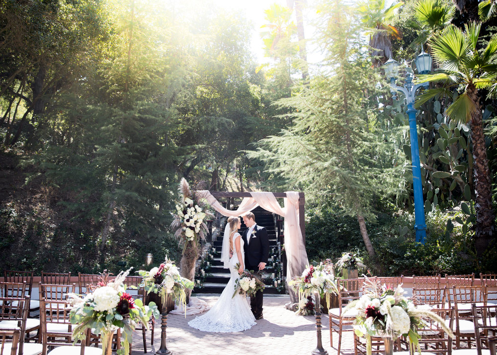 Rancho Las Lomas Wedding Planner 2