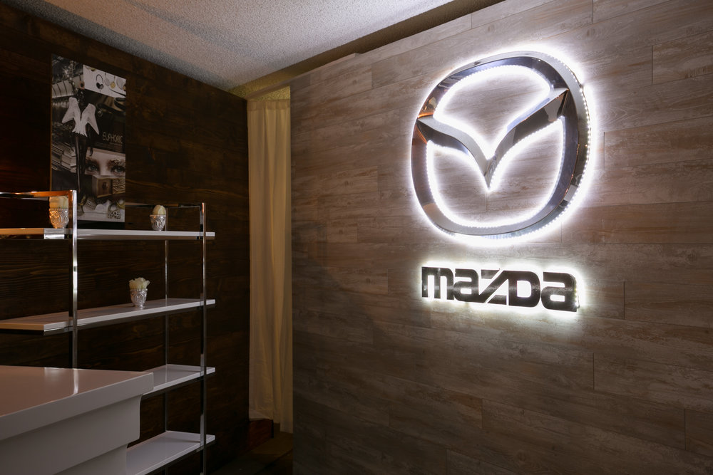 Mazda Corporate Event Planning