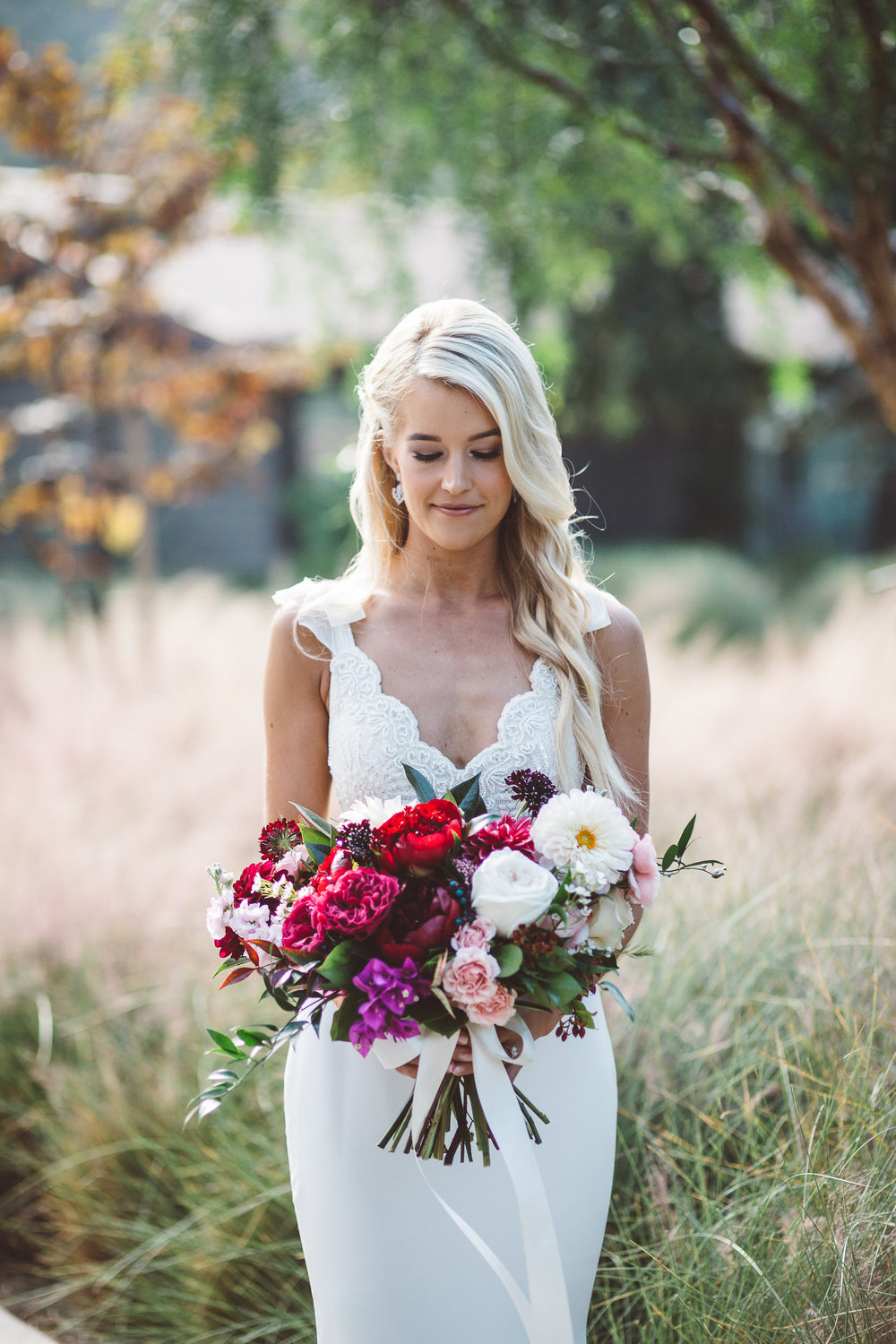 The Ranch Laguna Beach Wedding Bloom of Time Wedding Bouquet