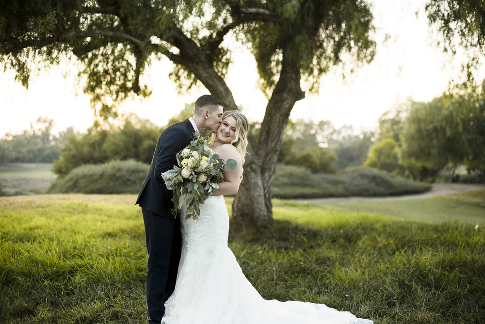 Oak Creek Golf Course Wedding