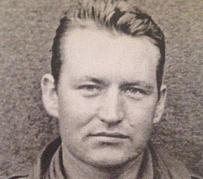 Blair Hale, prisoner of war