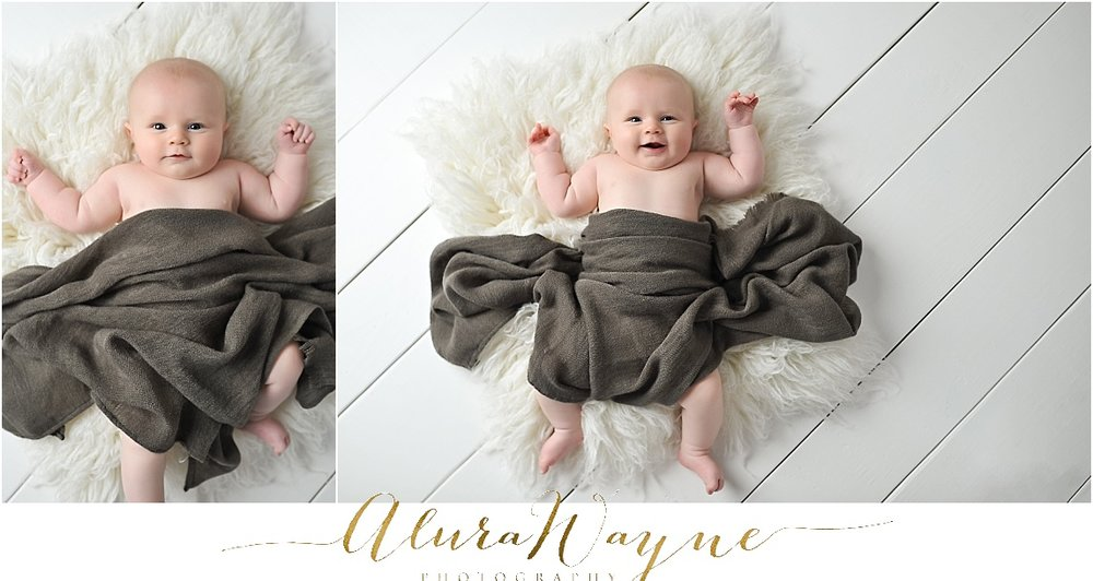 milestone session nashville tn AluraWayne PHotography 3 months boy
