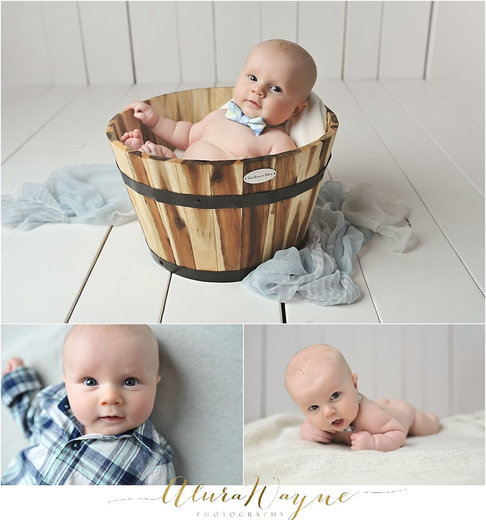 milestone session nashville, tn alurawayne photography 3 month old baby boy