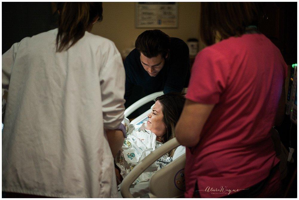 St. Thomas Midtown Hospital Birth (Nashville, TN Birth Photography ...