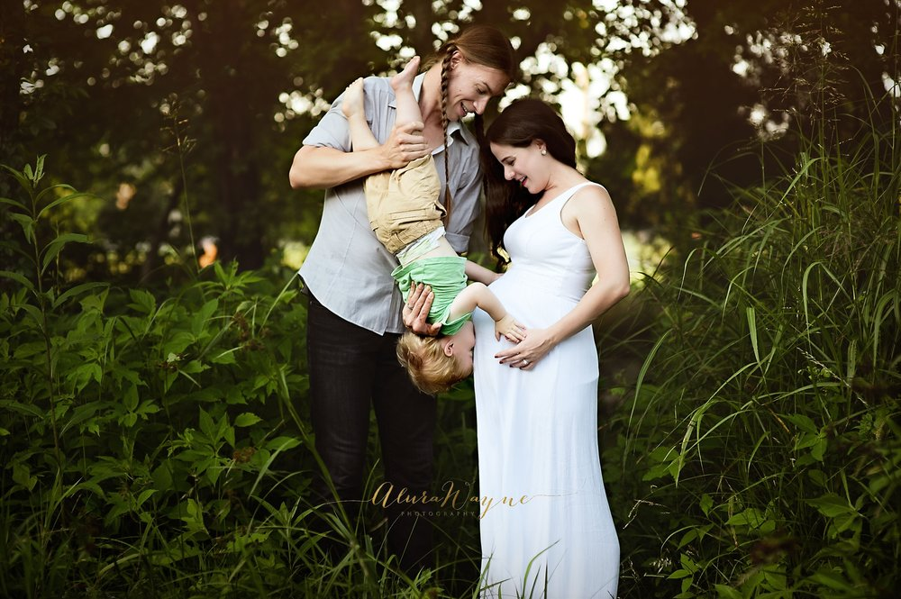 nashville tn maternity photographer | alurawayne photography