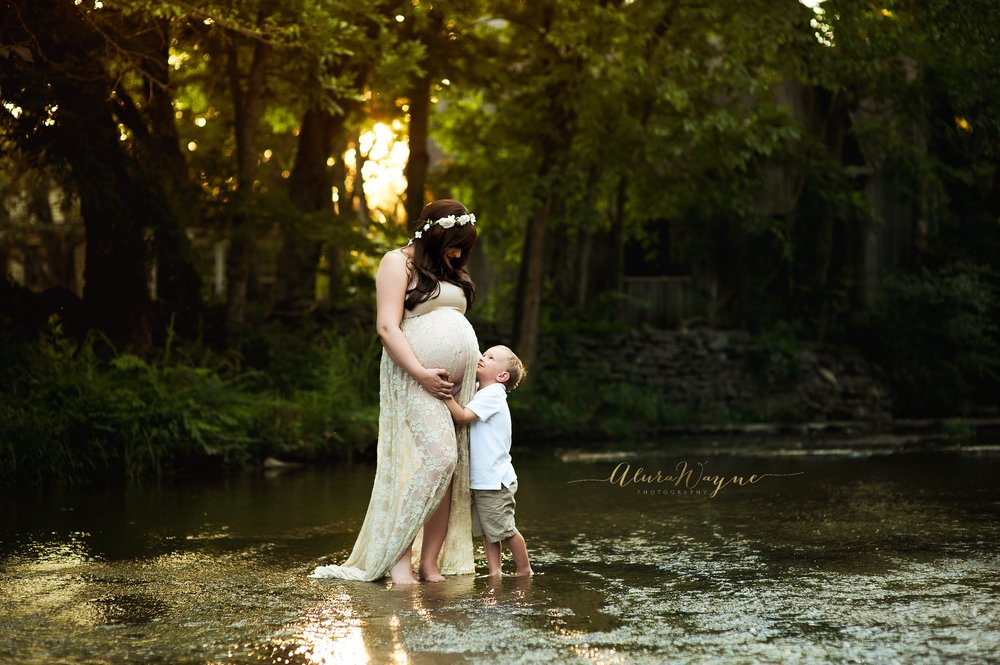 nashville maternity photographers } alurawayne photography