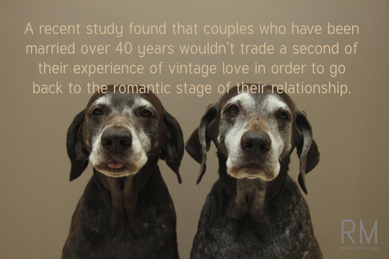 Vintage Love — Restoration Marriage