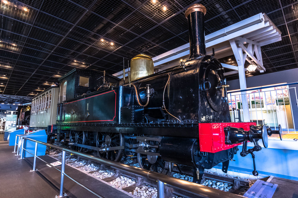 Locomotive No. 1 (Class 150)