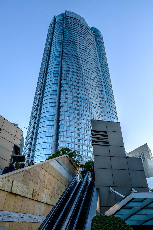Roppongi Hills in Tokyo