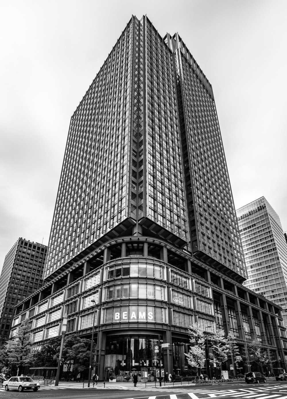 The Shin-Marunouchi Building