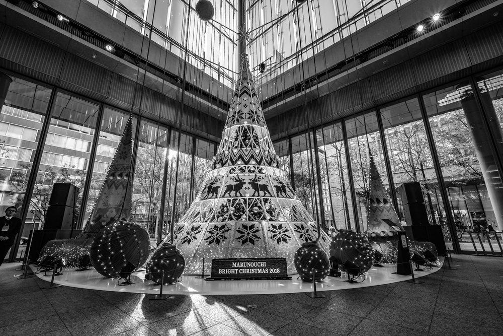Christmas in Marunouchi 2018