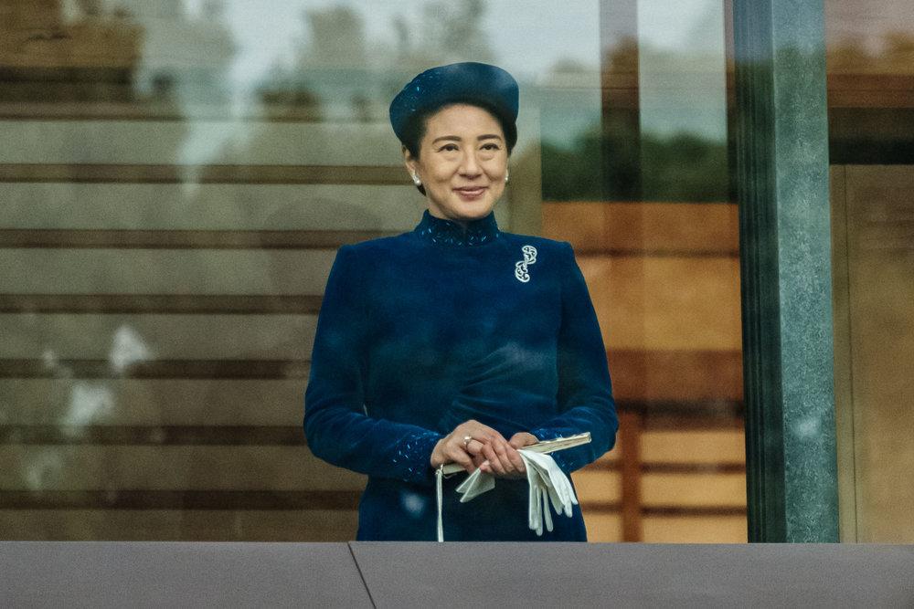 Always a favourite, Princess Masako.