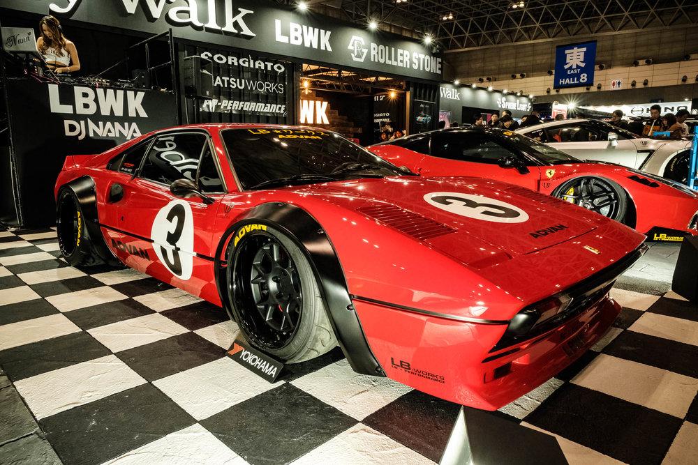 An Italian stallion, the Ferrari 308