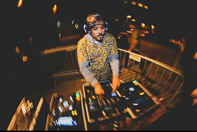TONIGHT IS THE NIGHT. || There's still time to get your tickets to our Space Odyssey party! Catch @cousin_feef piloting the decks at Monarch!