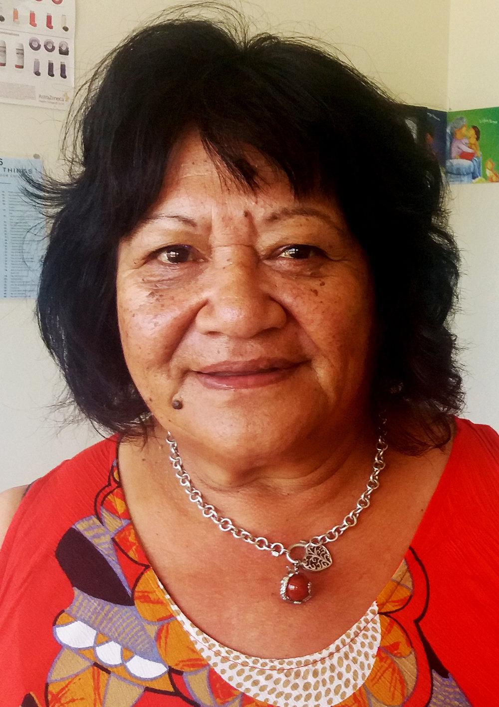Alice Adair, Pūkenga Manaaki (Whānau Ora Navigator)