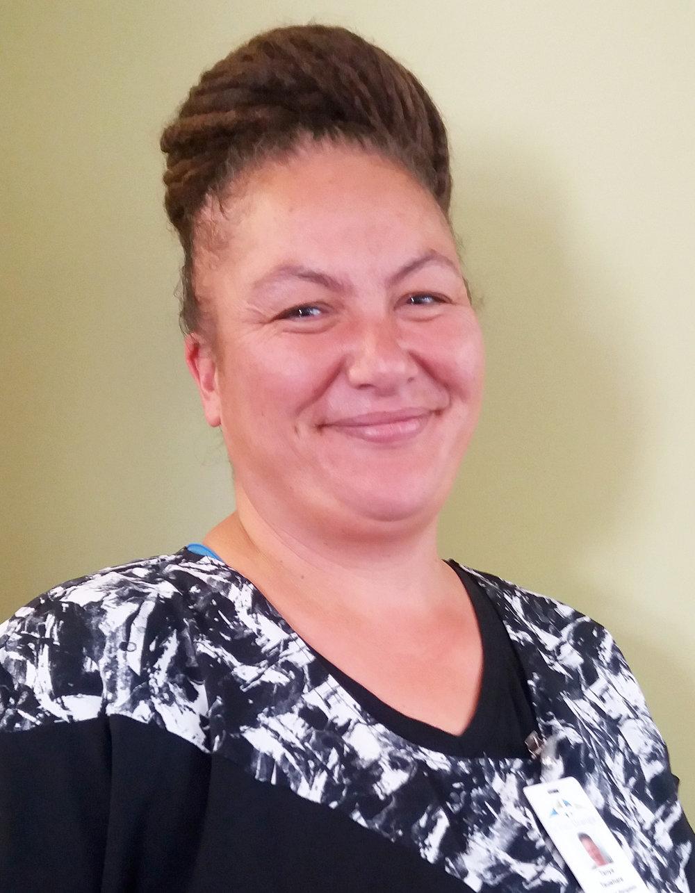 Tanya Tauwhare