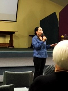 Nuki Takao spoke to our whanau about her experiences with cancer and her journey and recovery.