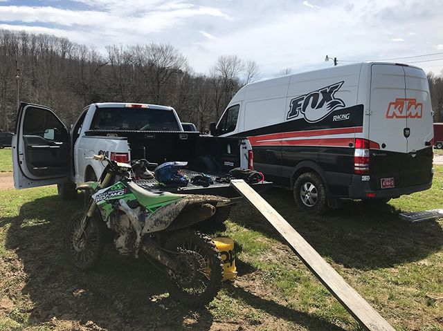 What a cool experience to be able to race an event at Loretta Lynn's, Amateur Motocross Nationals or not. @msxc_racing * * #msxc #harescramble #xcracing #offroad #enduro #motocross #moto #braap #dirtbikesarecool #motoeveryday #dirtbike #lorettalynn #kawasaki #kx250f #ridemoonshine #readmeta #upshift_online