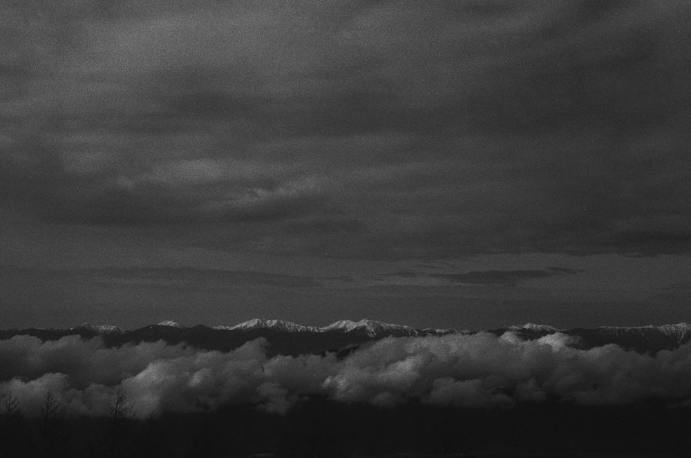 Views from Mt. Fuji