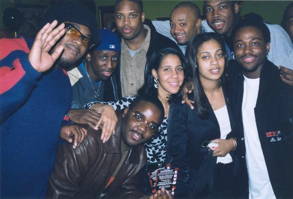 Some of my friends and former co-workers