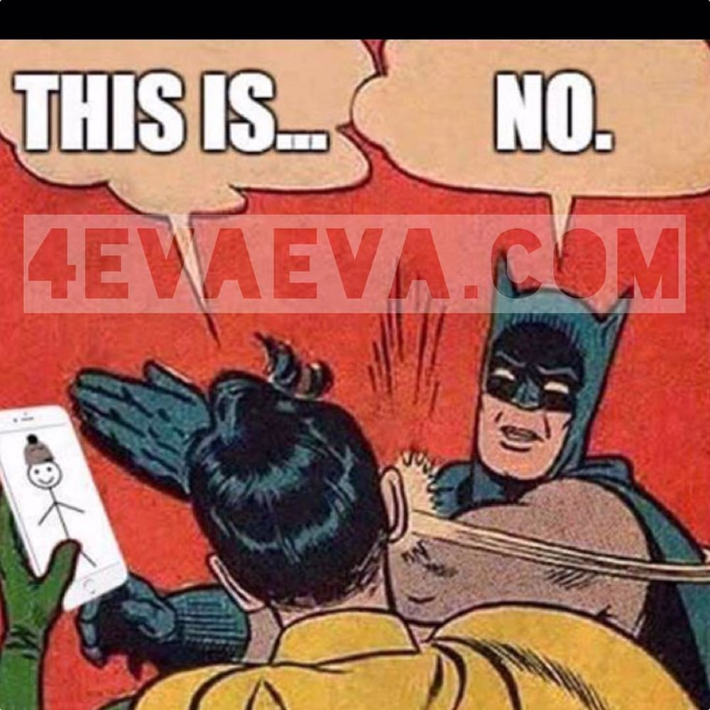 Be like Batman… Need I say more? Lol