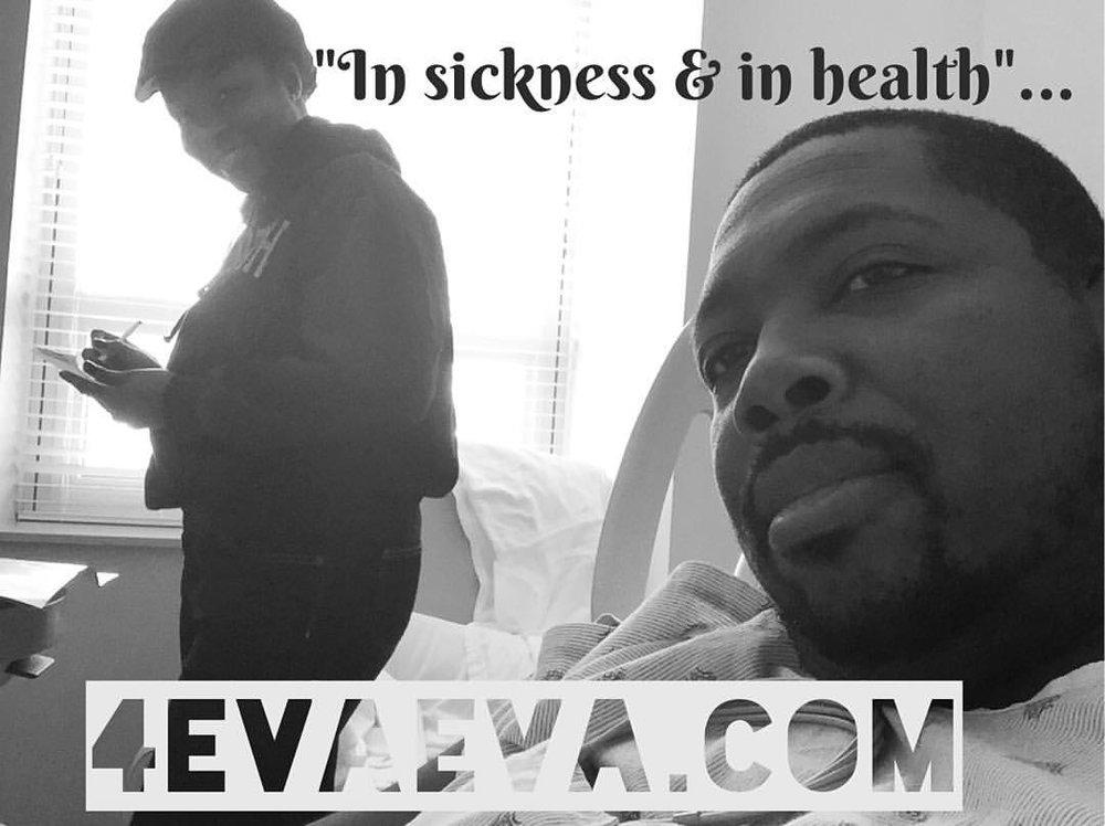 Having someone in your corner is a wonderful thing. #4evaeva 4evaeva.com