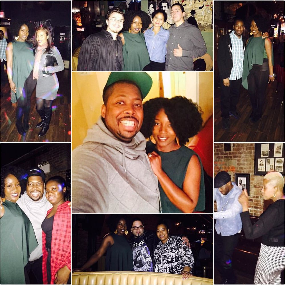 Had an absolutely wonderful time this past weekend as the birthday festivities continued. Want to thank everyone that came out to celebrate with me 😀😀. Thanks guys, see you next time.