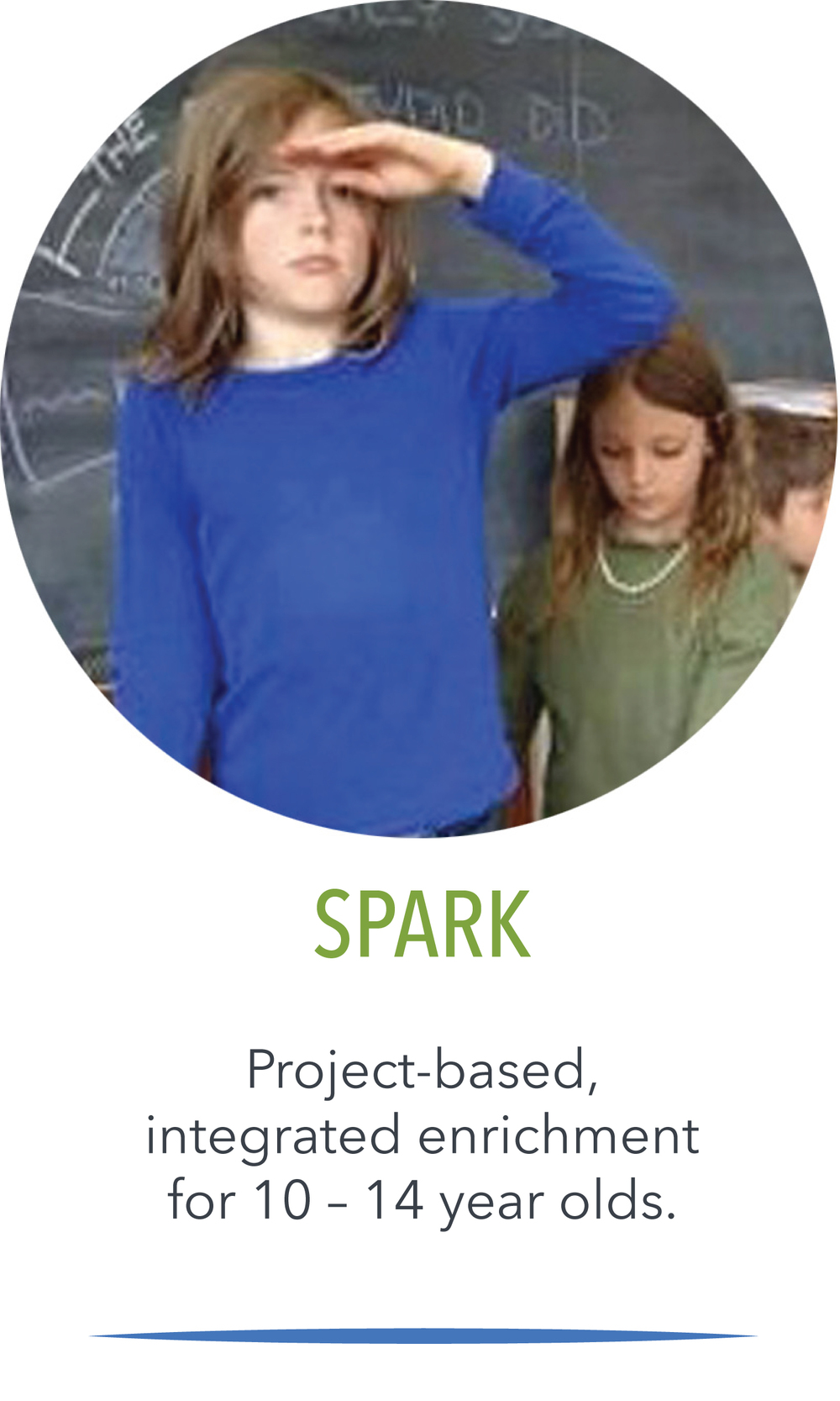 Click here to learn more about SPARK.