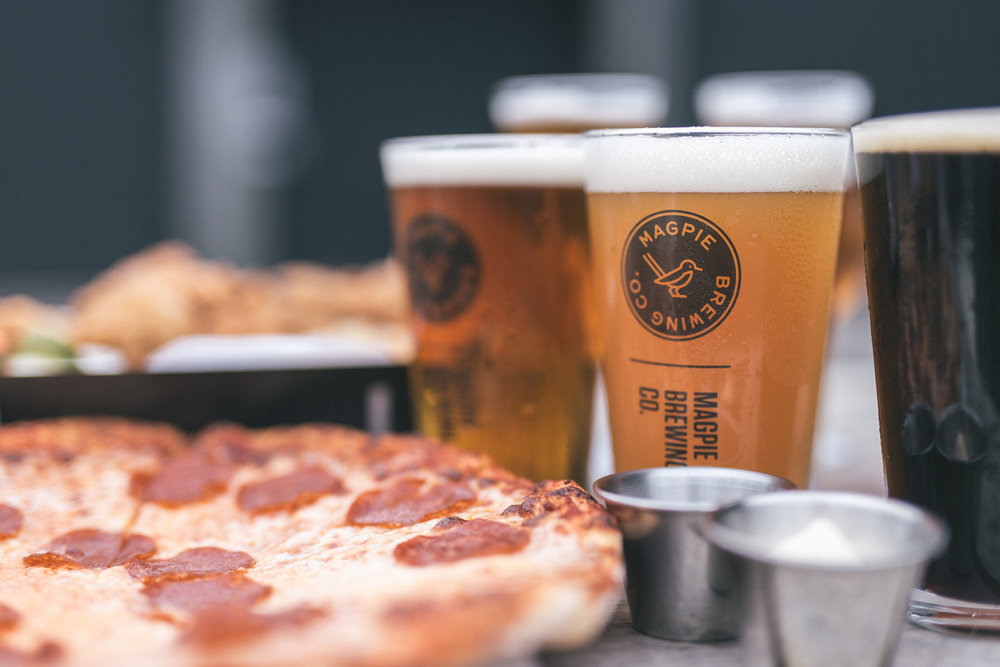 Magpie Pizza And Beer