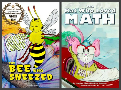 Children's Books by author Maldivian Stephen