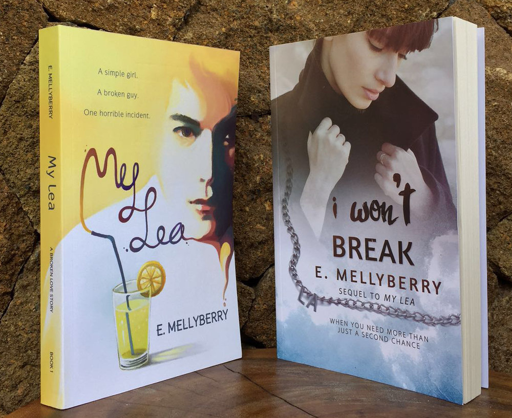E. Mellyberry books