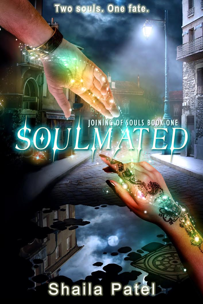 Soulmated by Shaila Patel - Book Cover