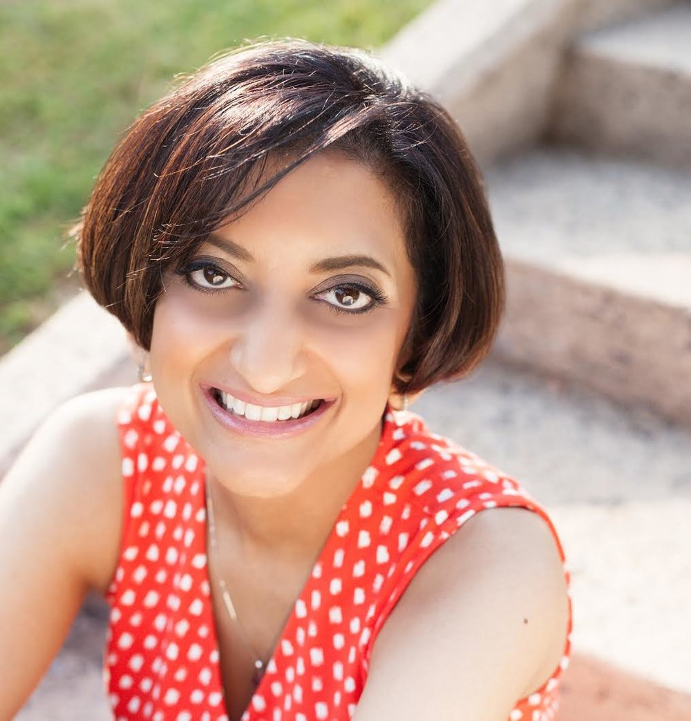Author Shaila Patel