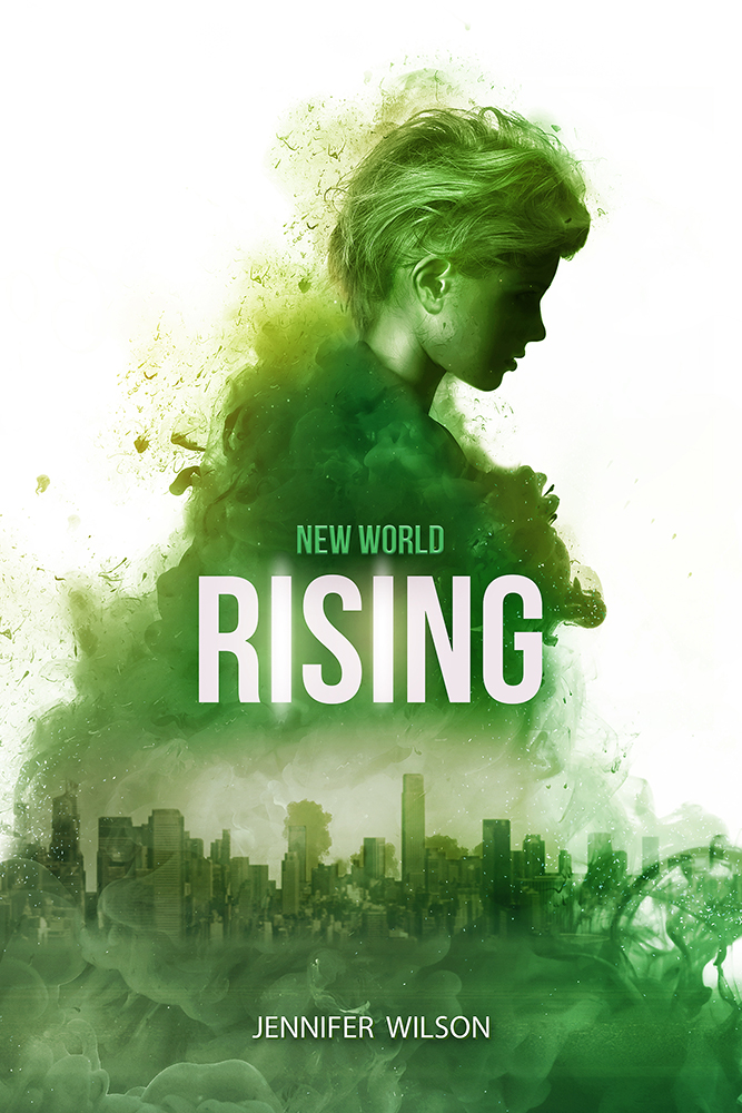 Jennifer Wilson New World Series book cover