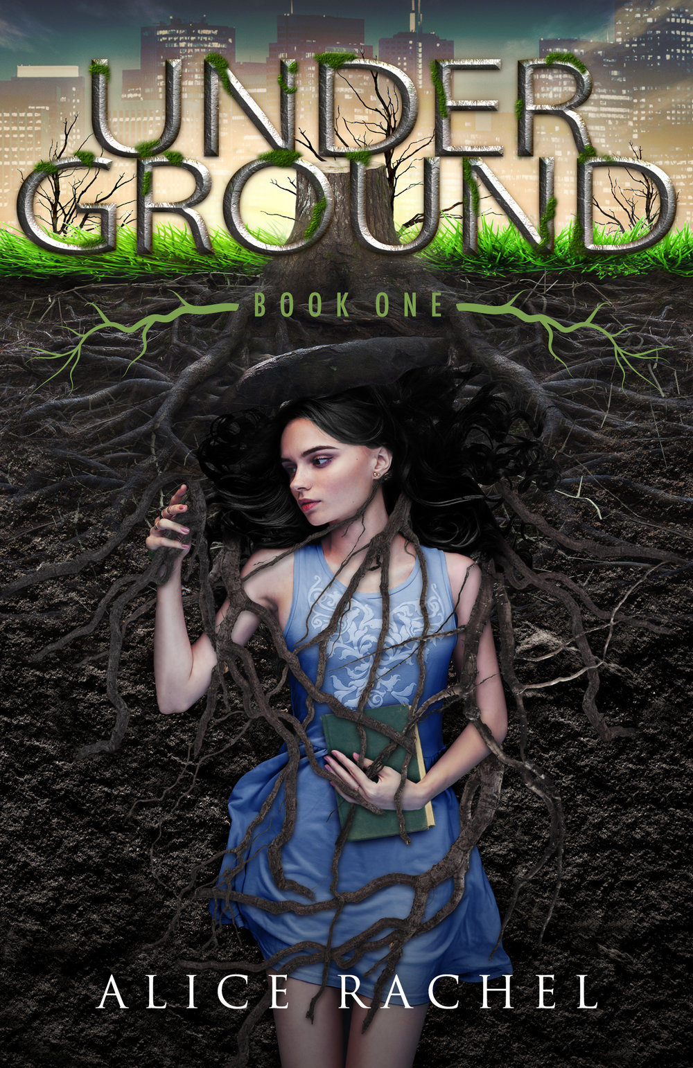 Under Ground series by author Alice Rachel