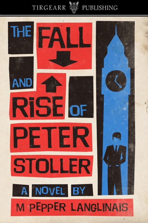 Peter Stoller Cover by M Pepper Langlinais