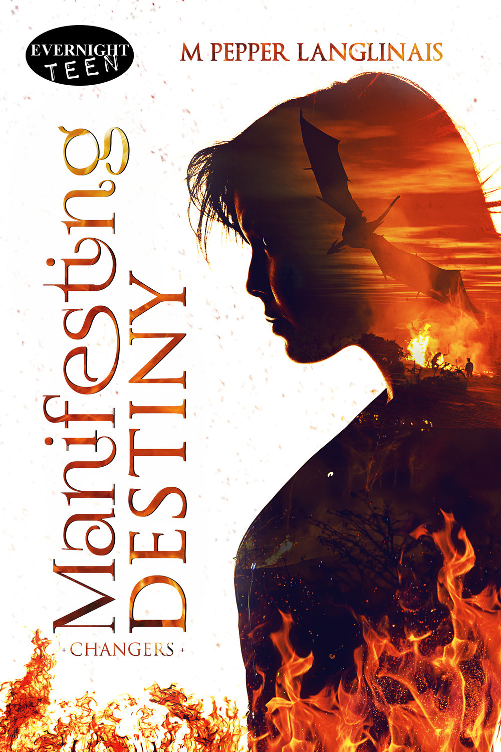 Manifesting Destiny by Author M