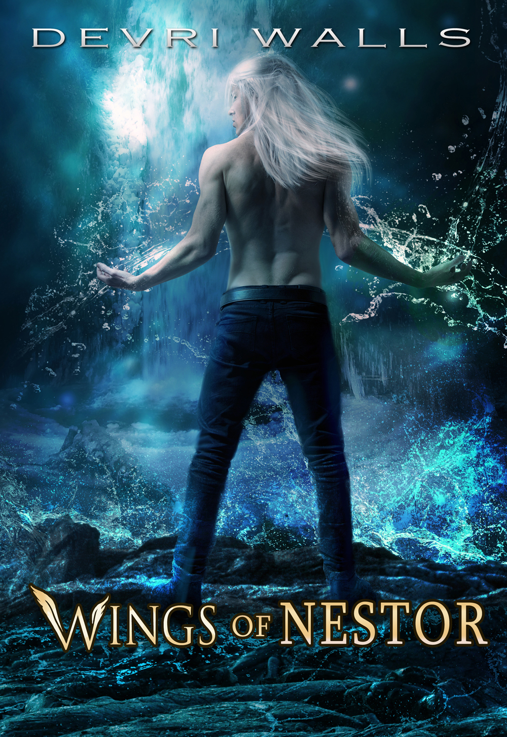 Wings of Nestor Book Cover