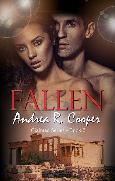 Fallen Book Cover - Author Andrea R. Cooper