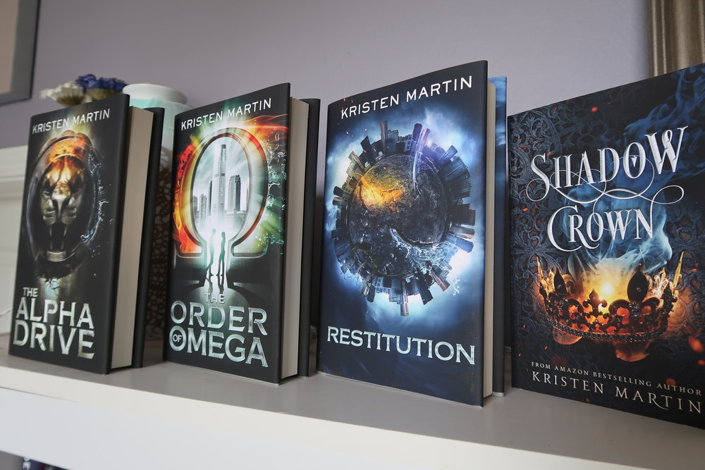 Books by author Kristen Martin