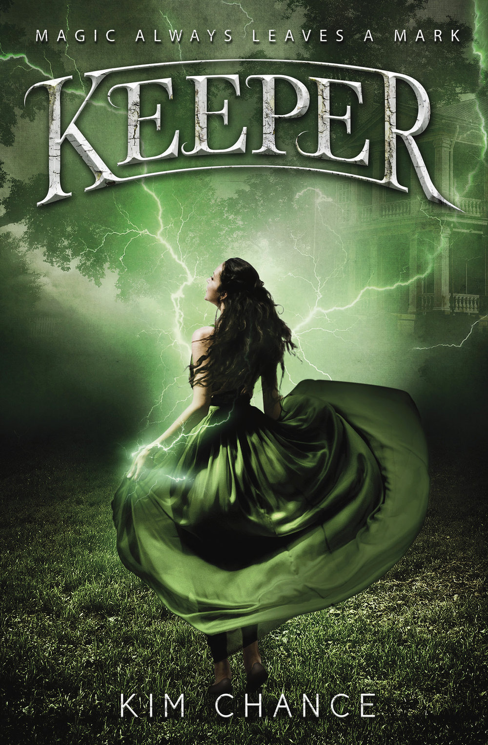 Book Cover for Keeper by Kim Chance