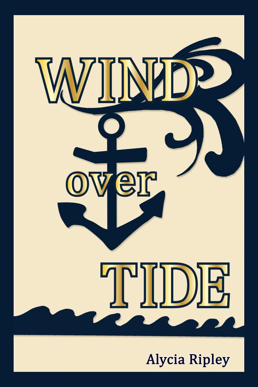 Wind over Tide by author Alycia Ripley