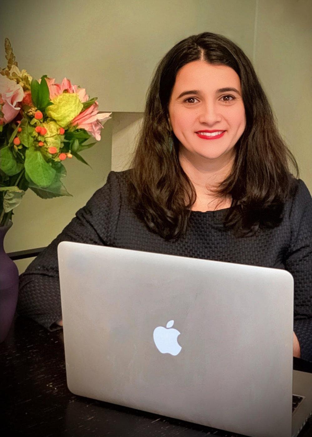 Author Natasha Tynes