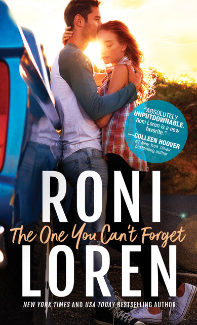 The One You Can't Forget by Author Roni Lauren