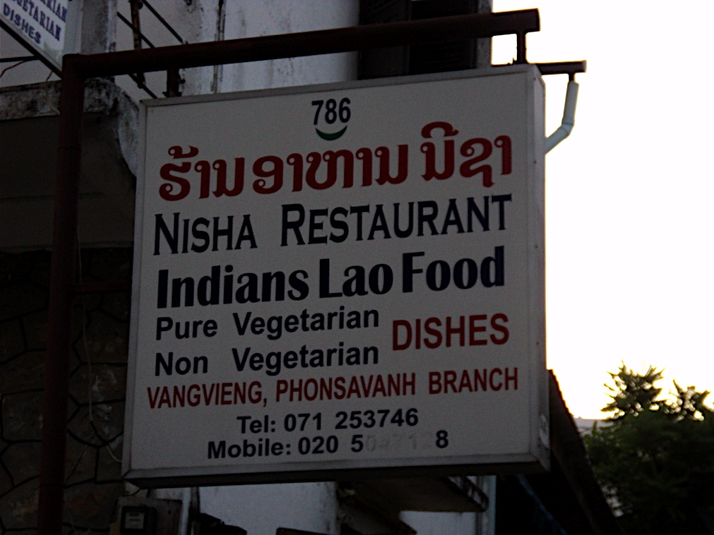 "TFW vegetarian is the default and everything else is ""non-vegetarian""."