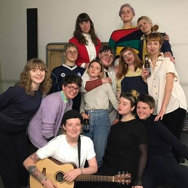 Crying on the Eastern Freeway is a Melbourne choir made up of a community of kind souls who come together to share and sing. Tomorrow evening, the choir will join us at @MPavilion for a performance and discussion with Swampland contributor Triana Hernandez ⚡ From 7-10pm. Also feat. Pasefika Vitoria Choir (@picaainc) and DJ Big Rig 💞