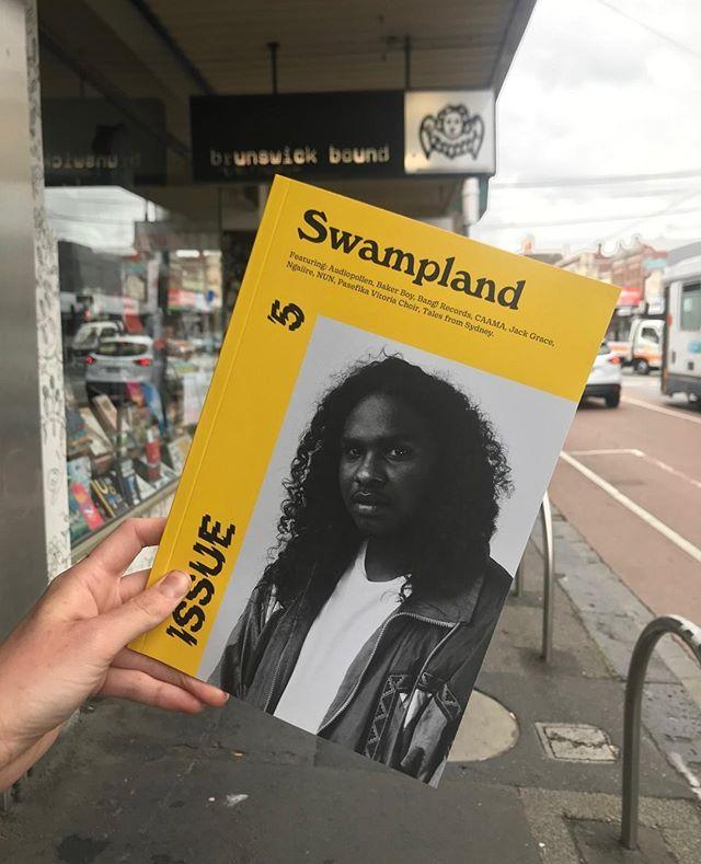 BB + BB ⚡ Sydney Road's @bbound has got the goods 🤘