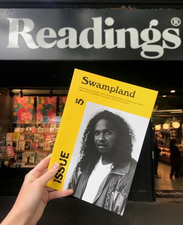 Never been a better time to head to @readingsbooks Carlton 💚 💜 💙