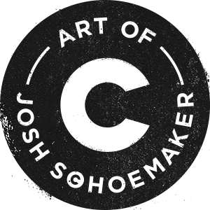 ART OF JOSH SCHOEMAKER / THE C IS SILENT