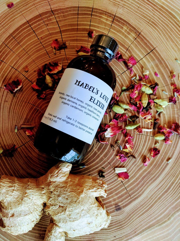 Mabel's Love Elixir